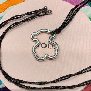 Tous New Carrusel Cord Necklace